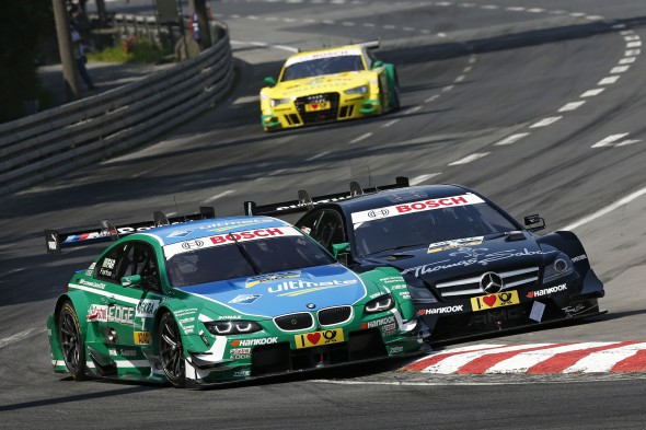 DTM российский этап Moscow Raceway