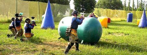 Межклубный турнир в пейнтбол