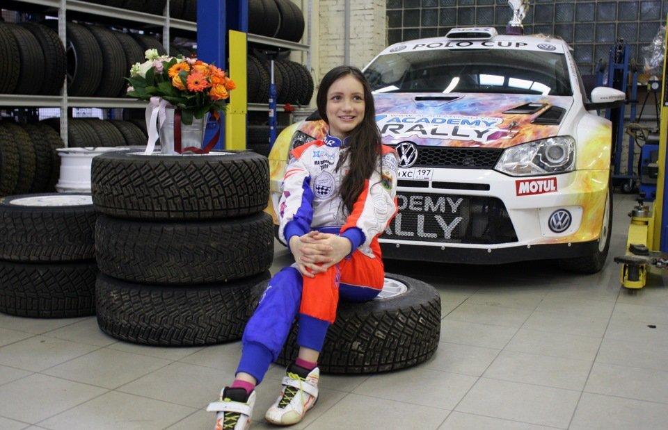 Ира Сидоркова, Чемпион Эстонии по картингу
