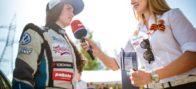 Петрозаводчанка сорвала овации трибун на этапе Российского Чемпионата в Смоленске